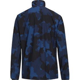 Peak Performance M's Fremont Print Jacket Pattern